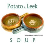 Potato and Leek Soup | FoodForYourGood.com #potato_and_leek_soup