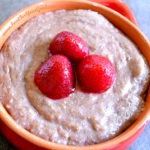 Overnight Slow Cooker Oatmeal | FoodForYourGood.com #overnight_slow_cooker_oatmeal