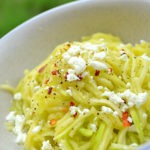 Steamed Summer Squash | FoodForYourGood.com #steamed_summer_squash