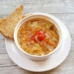 Cabbage Soup | FoodForYourGood.com #cabbage_soup