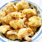 Roasted Cauliflower | FoodForYourGood.com #roasted_cauliflower