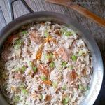 Pork-Rice-Pilaf